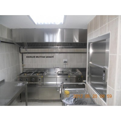 Alakart mutfak 600 seri